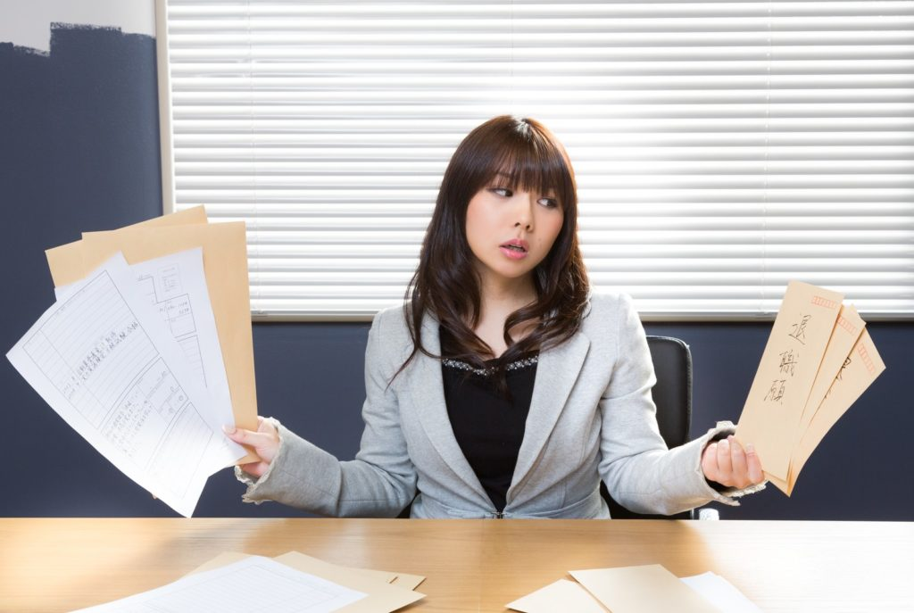 転職の履歴書を手書きで要求する企業は2つの意図がある!