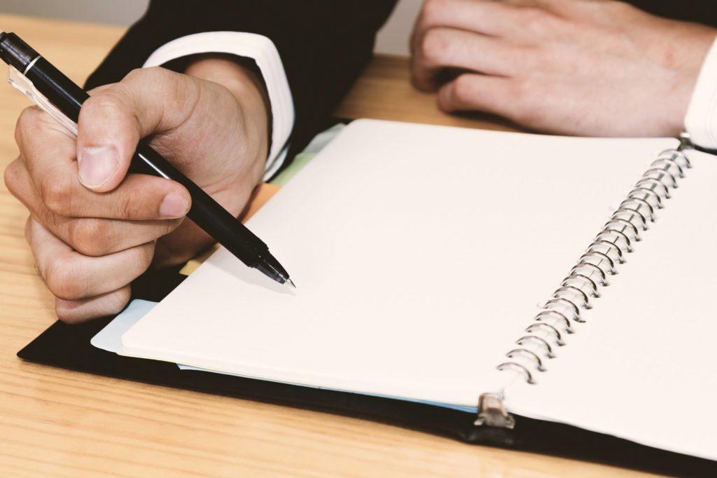 転職の面接序盤で質問される4つのポイントと回答例