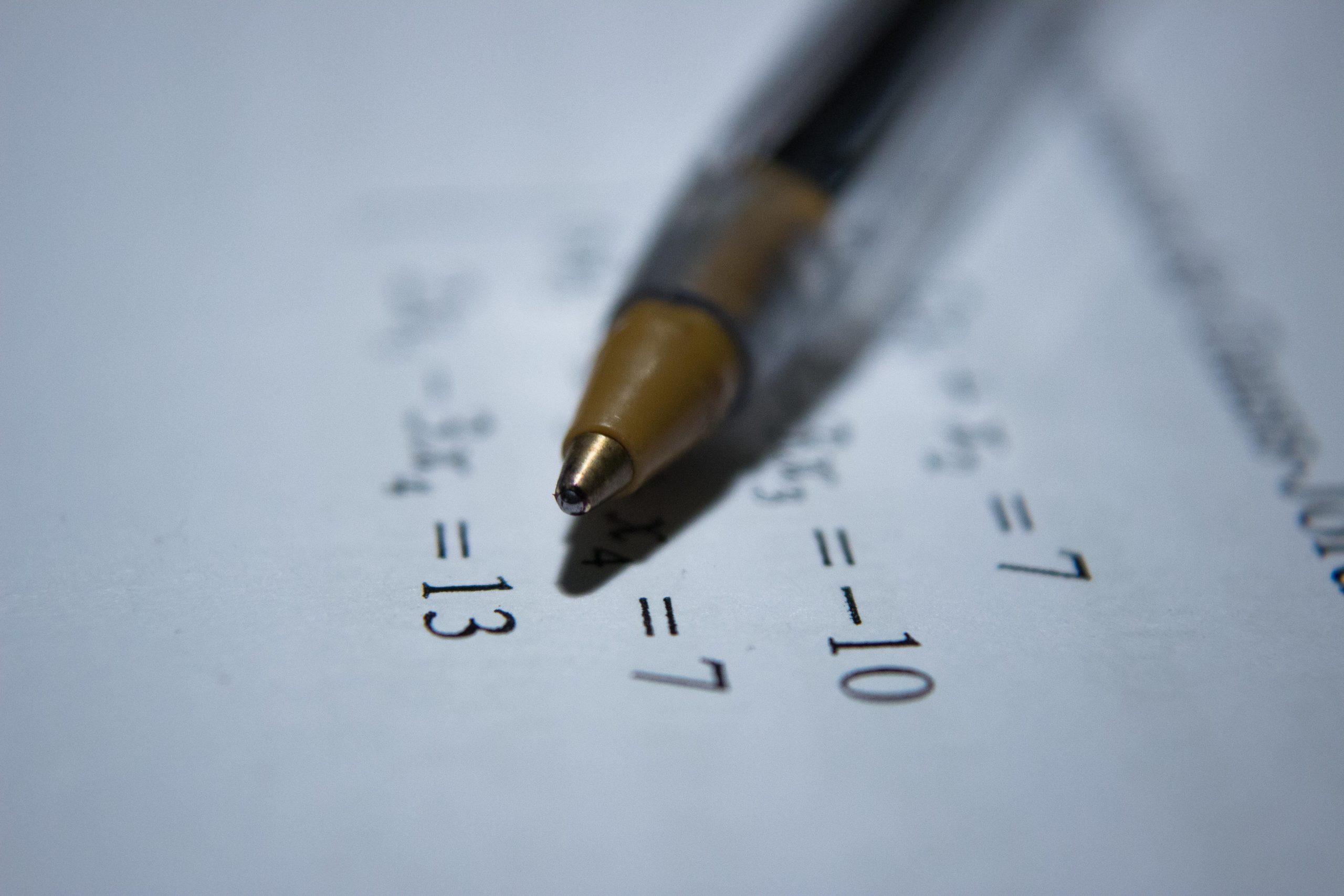 転職の筆記試験おすすめ対策方法