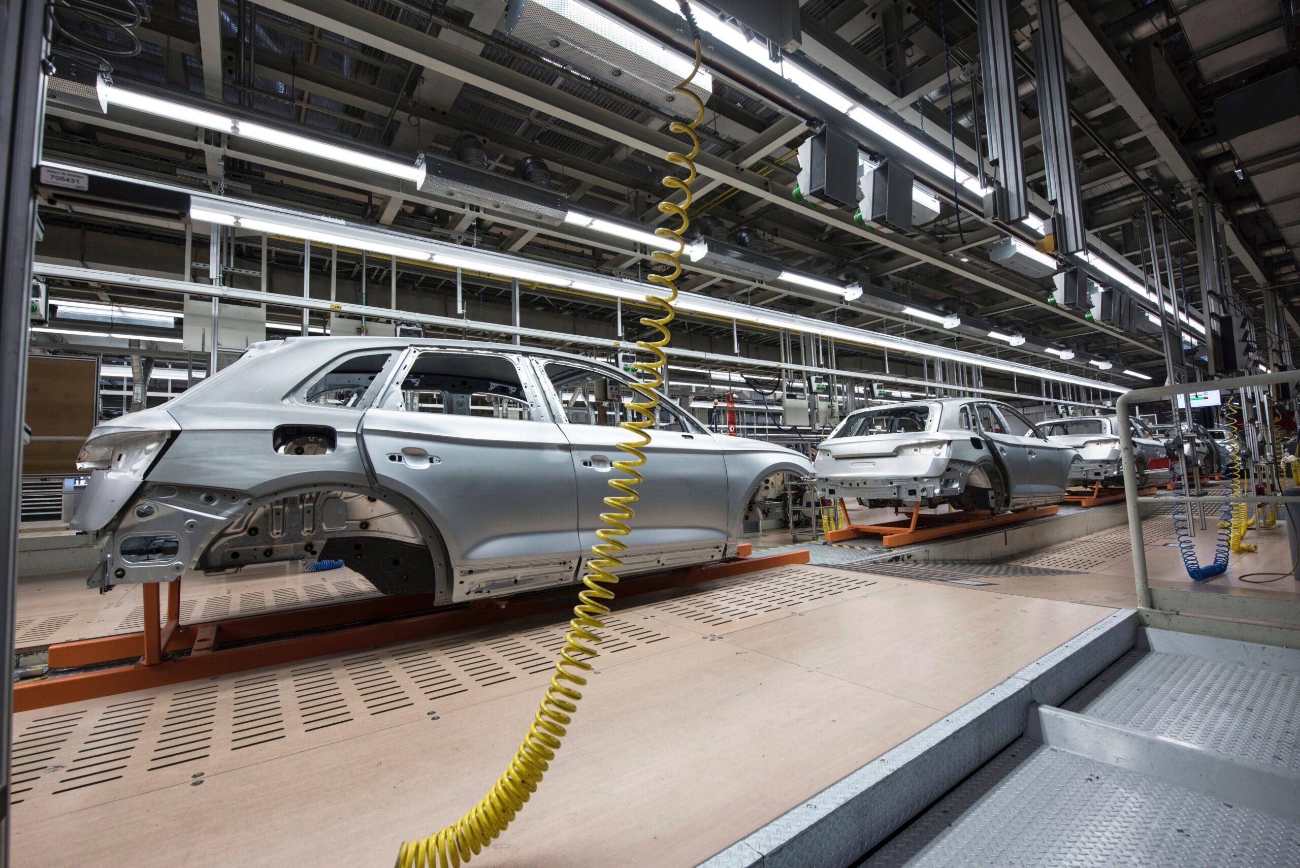 工場の年収が高いトヨタ自動車