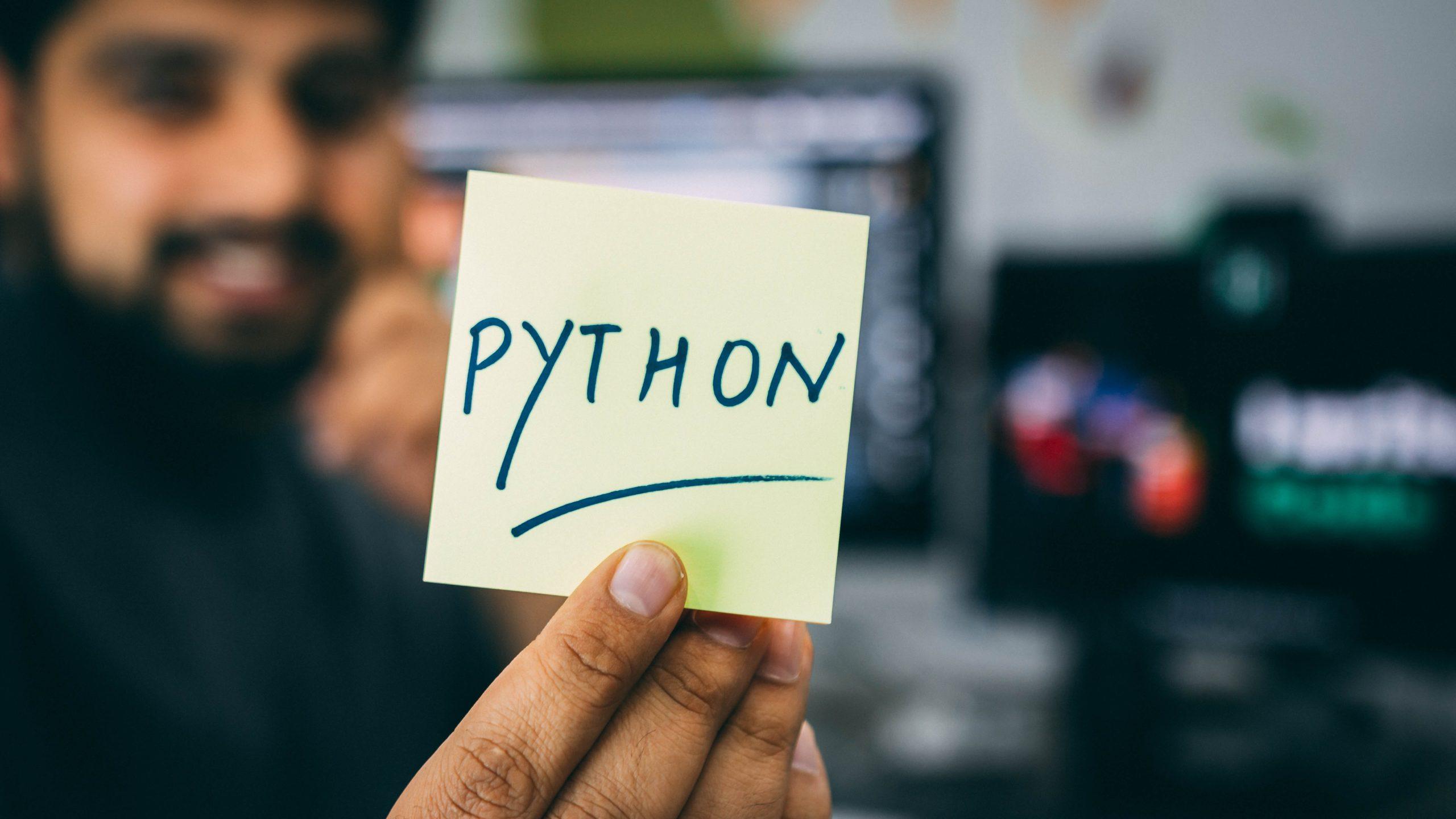Pythonの基礎