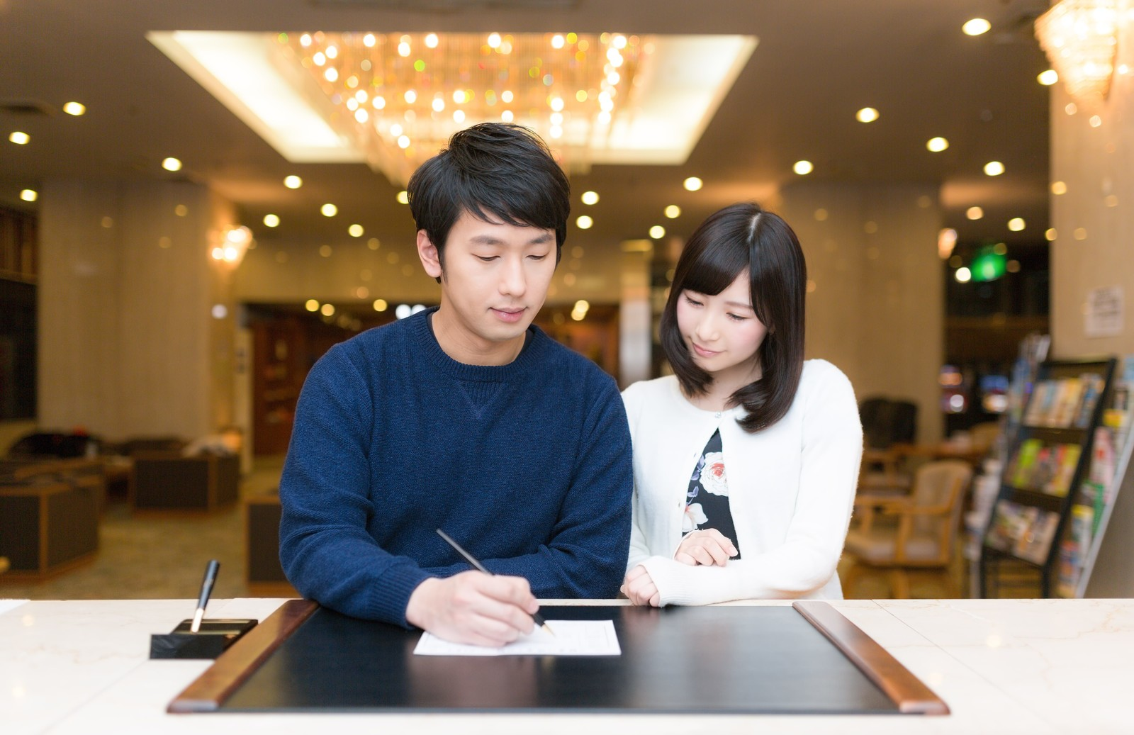 ホテル業界への転職を未経験で成功させたカップル