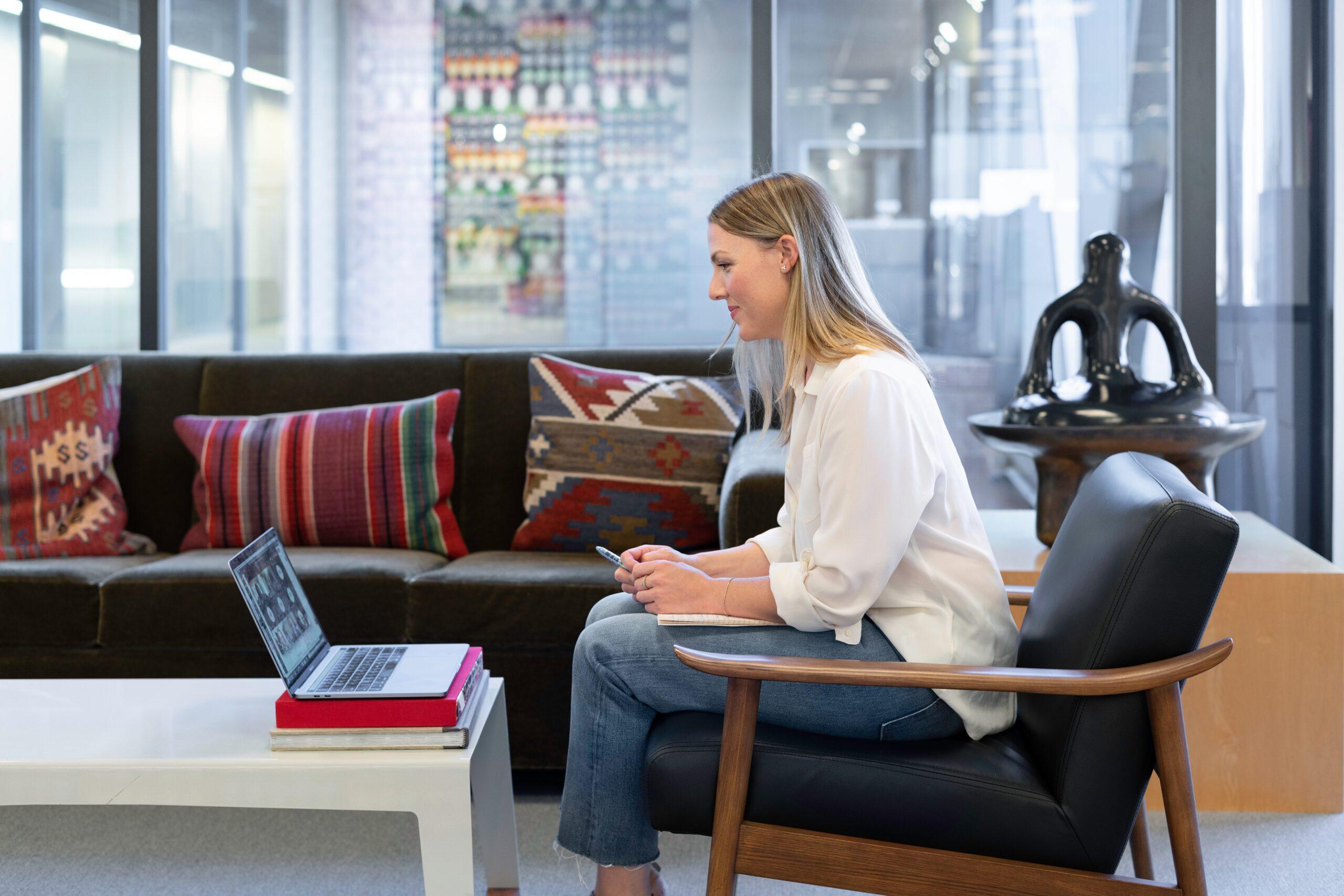 女性特有の面接質問が転職においてあるか相談する女性
